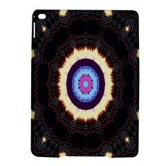 Mandala Art Design Pattern Ornament Flower Floral Ipad Air 2 Hardshell Cases