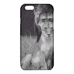 King and Queen of the jungle design  iPhone 6/6S TPU Case