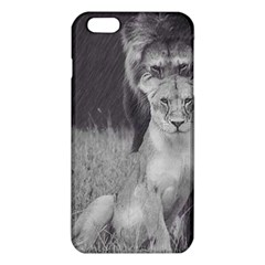 King and Queen of the jungle design  iPhone 6 Plus/6S Plus TPU Case
