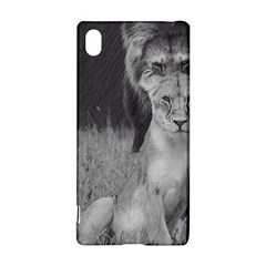 King and Queen of the jungle design  Sony Xperia Z3+