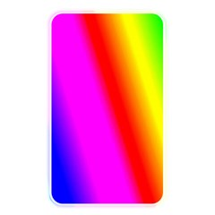 Multi Color Rainbow Background Memory Card Reader