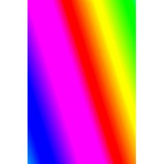Multi Color Rainbow Background 5 5  X 8 5  Notebooks