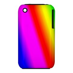 Multi Color Rainbow Background Iphone 3s/3gs