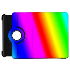 Multi Color Rainbow Background Kindle Fire Hd 7