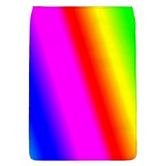 Multi Color Rainbow Background Flap Covers (l)