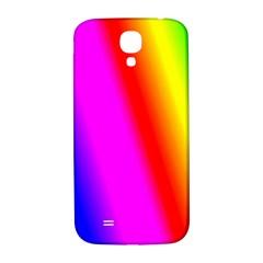 Multi Color Rainbow Background Samsung Galaxy S4 I9500/i9505  Hardshell Back Case
