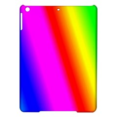 Multi Color Rainbow Background Ipad Air Hardshell Cases