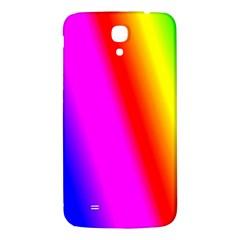 Multi Color Rainbow Background Samsung Galaxy Mega I9200 Hardshell Back Case