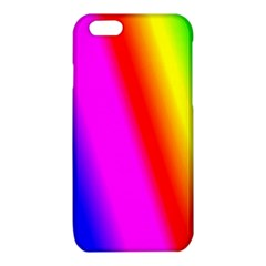 Multi Color Rainbow Background iPhone 6/6S TPU Case