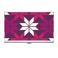 Pattern Background Texture Aztec Business Card Holders