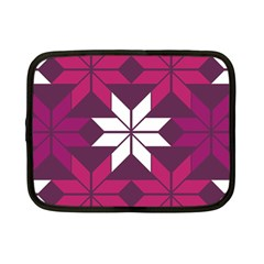 Pattern Background Texture Aztec Netbook Case (small)
