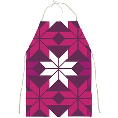 Pattern Background Texture Aztec Full Print Aprons