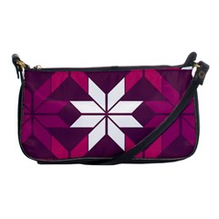 Pattern Background Texture Aztec Shoulder Clutch Bags