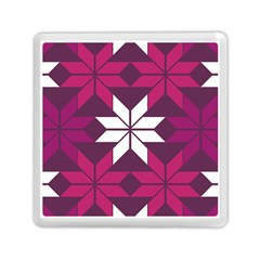 Pattern Background Texture Aztec Memory Card Reader (square)