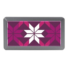 Pattern Background Texture Aztec Memory Card Reader (mini)