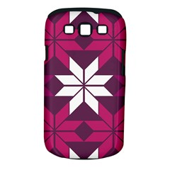 Pattern Background Texture Aztec Samsung Galaxy S Iii Classic Hardshell Case (pc+silicone)