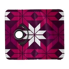 Pattern Background Texture Aztec Galaxy S3 (flip/folio)