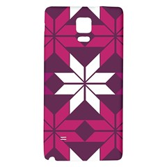 Pattern Background Texture Aztec Galaxy Note 4 Back Case