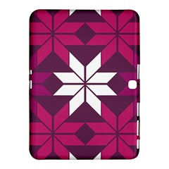 Pattern Background Texture Aztec Samsung Galaxy Tab 4 (10 1 ) Hardshell Case