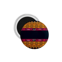 Pattern Ornaments Africa Safari Summer Graphic 1 75  Magnets