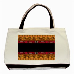 Pattern Ornaments Africa Safari Summer Graphic Basic Tote Bag (two Sides)
