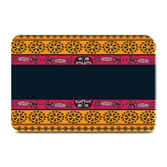 Pattern Ornaments Africa Safari Summer Graphic Plate Mats