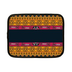 Pattern Ornaments Africa Safari Summer Graphic Netbook Case (small)
