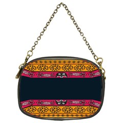 Pattern Ornaments Africa Safari Summer Graphic Chain Purses (one Side)