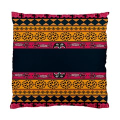 Pattern Ornaments Africa Safari Summer Graphic Standard Cushion Case (two Sides)