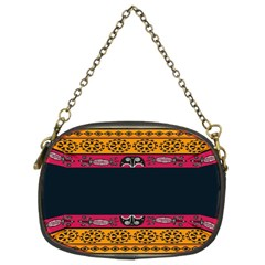 Pattern Ornaments Africa Safari Summer Graphic Chain Purses (two Sides)