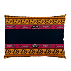 Pattern Ornaments Africa Safari Summer Graphic Pillow Case