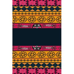 Pattern Ornaments Africa Safari Summer Graphic 5 5  X 8 5  Notebooks