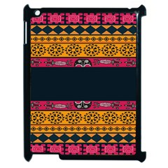 Pattern Ornaments Africa Safari Summer Graphic Apple Ipad 2 Case (black)
