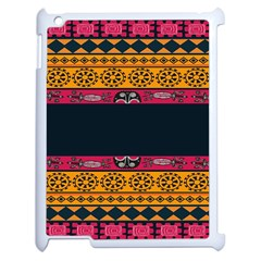 Pattern Ornaments Africa Safari Summer Graphic Apple Ipad 2 Case (white)