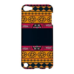 Pattern Ornaments Africa Safari Summer Graphic Apple Ipod Touch 5 Hardshell Case