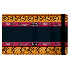 Pattern Ornaments Africa Safari Summer Graphic Apple Ipad 2 Flip Case