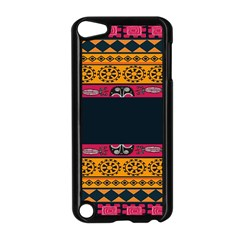 Pattern Ornaments Africa Safari Summer Graphic Apple Ipod Touch 5 Case (black)