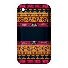 Pattern Ornaments Africa Safari Summer Graphic Iphone 3s/3gs