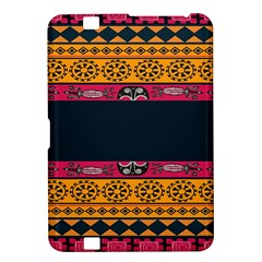 Pattern Ornaments Africa Safari Summer Graphic Kindle Fire Hd 8 9