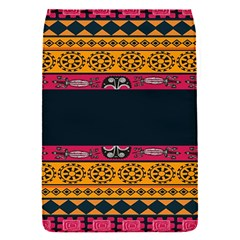 Pattern Ornaments Africa Safari Summer Graphic Flap Covers (s)
