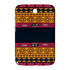 Pattern Ornaments Africa Safari Summer Graphic Samsung Galaxy Note 8 0 N5100 Hardshell Case
