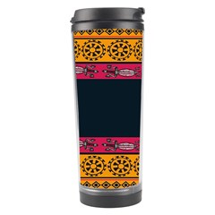 Pattern Ornaments Africa Safari Summer Graphic Travel Tumbler