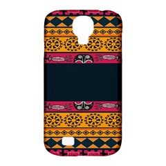 Pattern Ornaments Africa Safari Summer Graphic Samsung Galaxy S4 Classic Hardshell Case (pc+silicone)