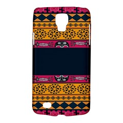 Pattern Ornaments Africa Safari Summer Graphic Galaxy S4 Active