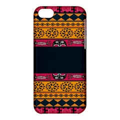 Pattern Ornaments Africa Safari Summer Graphic Apple Iphone 5c Hardshell Case