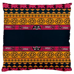 Pattern Ornaments Africa Safari Summer Graphic Standard Flano Cushion Case (two Sides)