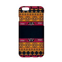 Pattern Ornaments Africa Safari Summer Graphic Apple Iphone 6/6s Hardshell Case