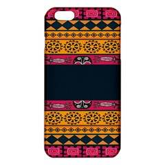 Pattern Ornaments Africa Safari Summer Graphic iPhone 6 Plus/6S Plus TPU Case