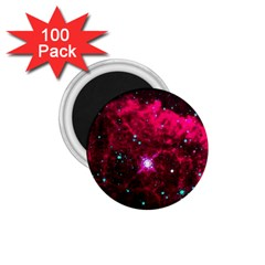 Pistol Star And Nebula 1.75  Magnets (100 pack)