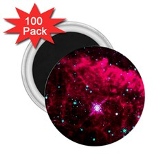 Pistol Star And Nebula 2.25  Magnets (100 pack)